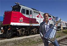Grey Cup Train