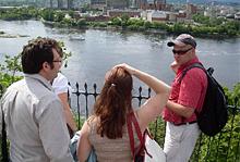 Walking tour photo from trip advisor